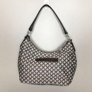 Dana Buchman Bags - New Brown and Tan Shoulder and Crossbody Bag